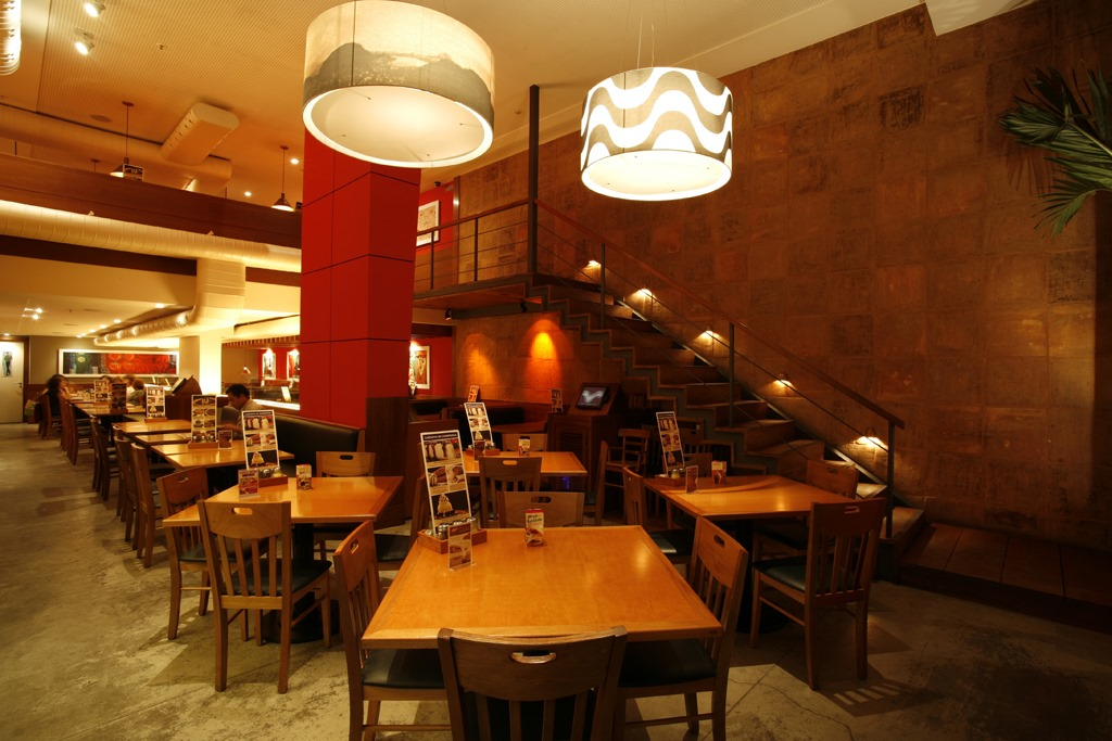 Decora o gest o de restaurantes for Mesas para restaurante usadas